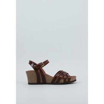 Παπούτσια Γυναίκα Σανδάλια / Πέδιλα Panama Jack  Brown