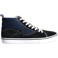 Παπούτσια Άνδρας Ψηλά Sneakers Trussardi  Μπλέ