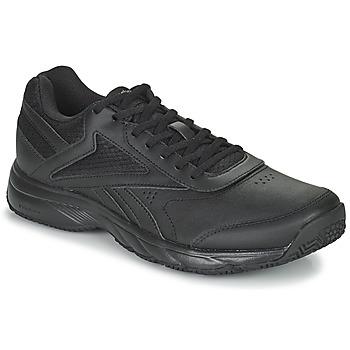 Παπούτσια Άνδρας Χαμηλά Sneakers Reebok Sport WORK N CUSHION 4.0 Black