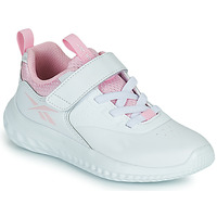 Παπούτσια Κορίτσι Χαμηλά Sneakers Reebok Sport RUSH RUNNER Άσπρο / Ροζ