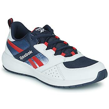 Παπούτσια Αγόρι Χαμηλά Sneakers Reebok Sport ROAD SUPREME Άσπρο / Marine / Red