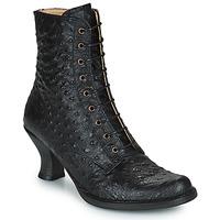 Παπούτσια Γυναίκα Μποτίνια Neosens ROCOCO Black