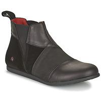Παπούτσια Γυναίκα Μπότες Art LARISSA Black