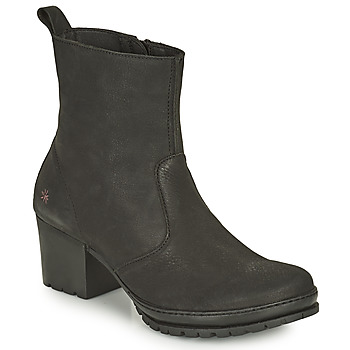 Παπούτσια Γυναίκα Μποτίνια Art CAMDEN Black