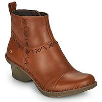 Παπούτσια Γυναίκα Μποτίνια Art OTEIZA Brown