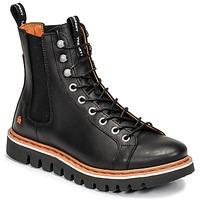 Παπούτσια Μπότες Art TORONTO Black