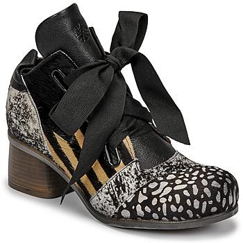 Παπούτσια Γυναίκα Μποτίνια Papucei KELLY Brown