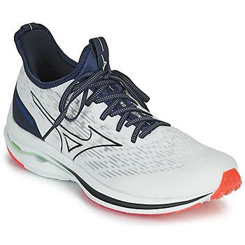 Παπούτσια Άνδρας Τρέξιμο Mizuno WAVE RIDER NEO Άσπρο / Μπλέ