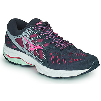 Παπούτσια Γυναίκα Τρέξιμο Mizuno WAVE ULTIMA 11 Μπλέ / Ροζ