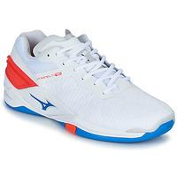 Παπούτσια Άνδρας Sport Indoor Mizuno STEALTH NEO Άσπρο / Μπλέ