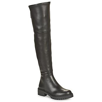 Παπούτσια Γυναίκα Μπότες για την πόλη Unisa GINKO Black