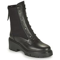 Παπούτσια Γυναίκα Μπότες Unisa JARBE Black