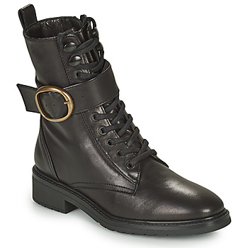 Παπούτσια Γυναίκα Μπότες Unisa EDECAN Black