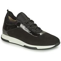 Παπούτσια Γυναίκα Χαμηλά Sneakers Unisa FONTS Black
