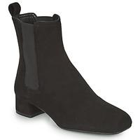 Παπούτσια Γυναίκα Μποτίνια Unisa GUSO Black