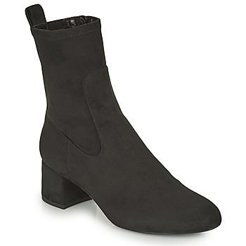 Παπούτσια Γυναίκα Μποτίνια Unisa LAJUAR Black
