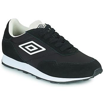 Παπούτσια Άνδρας Χαμηλά Sneakers Umbro KARTS Black