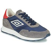 Παπούτσια Άνδρας Χαμηλά Sneakers Umbro KARTS Grey / Μπλέ