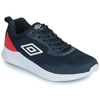 Παπούτσια Άνδρας Χαμηλά Sneakers Umbro LAGO Μπλέ / Red