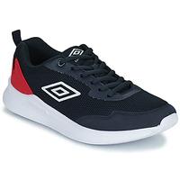 Παπούτσια Παιδί Χαμηλά Sneakers Umbro LAGO LACE Μπλέ / Red