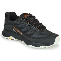 Παπούτσια Άνδρας Πεζοπορίας Merrell MOAB SPEED GTX Black
