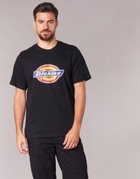 Υφασμάτινα Άνδρας T-shirt με κοντά μανίκια Dickies HORSESHOE Black