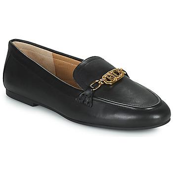 Παπούτσια Γυναίκα Μοκασσίνια Lauren Ralph Lauren AVERI Black