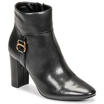 Παπούτσια Γυναίκα Μποτίνια Lauren Ralph Lauren MCKAY Black