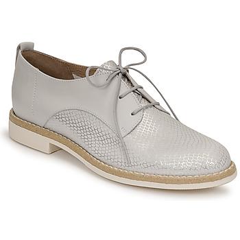 Παπούτσια Γυναίκα Derby San Marina MASSILIA Silver