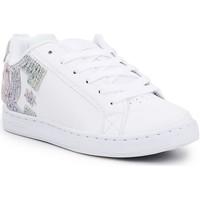 Παπούτσια Γυναίκα Χαμηλά Sneakers DC Shoes DC Court Graffik 300678-TRW white