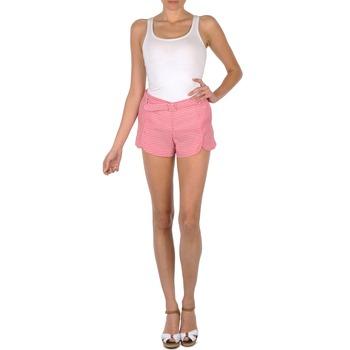 Υφασμάτινα Γυναίκα Σόρτς / Βερμούδες Brigitte Bardot MAELA ροζ