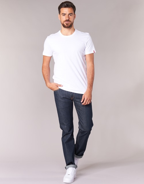 Υφασμάτινα Άνδρας Τζιν σε ίσια γραμμή Levi's 501® Levi's®ORIGINAL FIT Μπλέ