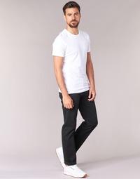 Υφασμάτινα Άνδρας Τζιν σε ίσια γραμμή Levi's 501® Levi's®ORIGINAL FIT Black