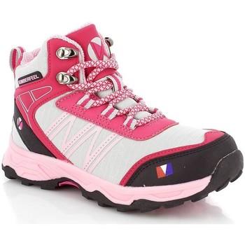 Παπούτσια Παιδί Πεζοπορίας Kimberfeel VINSON Framboise