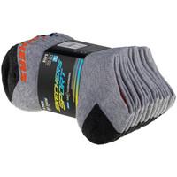 Αξεσουάρ Παιδί Κάλτσες Skechers Boys 6pk No Show Socks Grise