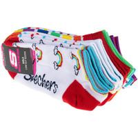 Αξεσουάρ Παιδί Κάλτσες Skechers 6pk Girls No Terry Multicolore
