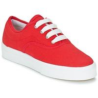 Παπούτσια Γυναίκα Χαμηλά Sneakers Yurban PLUO Red