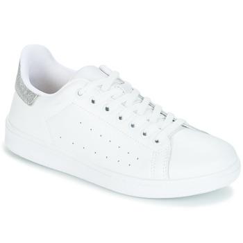 Xαμηλά Sneakers Yurban SATURNA ΣΤΕΛΕΧΟΣ: Δέρμα & ΕΠΕΝΔΥΣΗ: Ύφασμα & ΕΣ. ΣΟΛΑ: Ύφασμα & ΕΞ. ΣΟΛΑ: Καουτσούκ