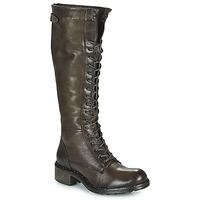 Παπούτσια Γυναίκα Μπότες για την πόλη Dream in Green NUCRE Grey
