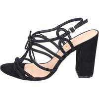 Παπούτσια Γυναίκα Σανδάλια / Πέδιλα Vicenza BJ910 Μαύρος