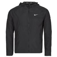 Υφασμάτινα Άνδρας Αντιανεμικά Nike M NK RPL MILER JKT Black / Silver