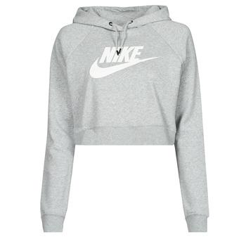 Υφασμάτινα Γυναίκα Φούτερ Nike NIKE SPORTSWEAR ESSENTIAL Grey / Άσπρο