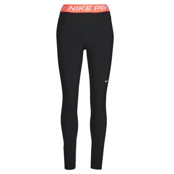 Υφασμάτινα Γυναίκα Κολάν Nike NIKE PRO 365 Black / Άσπρο