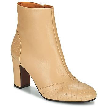 Παπούτσια Γυναίκα Μποτίνια Chie Mihara WAIDA Beige