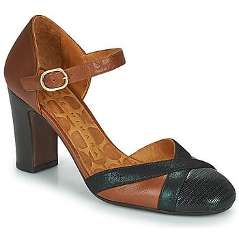 Παπούτσια Γυναίκα Γόβες Chie Mihara WABE Camel / Black