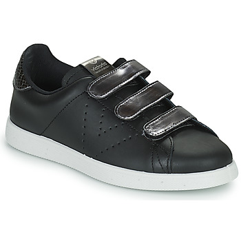 Παπούτσια Γυναίκα Χαμηλά Sneakers Victoria HUELLAS  TIRAS Black