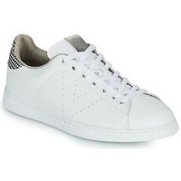 Παπούτσια Γυναίκα Χαμηλά Sneakers Victoria TENIS VEGANA/ GALES Άσπρο / Grey