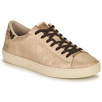Παπούτσια Γυναίκα Χαμηλά Sneakers Victoria BERLIN METAL Beige