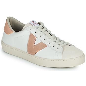 Xαμηλά Sneakers Victoria BERLIN PIEL CONTRASTE ΣΤΕΛΕΧΟΣ: Δέρμα & ΕΠΕΝΔΥΣΗ: Ύφασμα & ΕΣ. ΣΟΛΑ: Συνθετικό & ΕΞ. ΣΟΛΑ: Συνθετικό