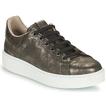Παπούτσια Γυναίκα Χαμηλά Sneakers Victoria UTOPIA METAL GLITTER Grey